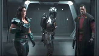 'The Mandalorian' Season 2 Gets A New Teaser Featuring Cool Jetpack Action