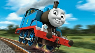 The Director Of 'World War Z' Is Now Directing The (Equally Terrifying?) 'Thomas The Tank Engine' Movie