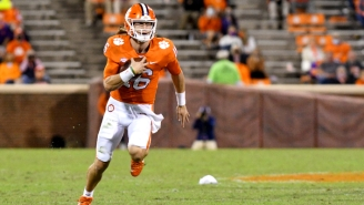 A $1,000 Bet On Clemson To Beat Syracuse Will Win You One Whole Dollar