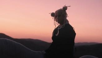 Trippie Redd Is Set Ablaze Via Voodoo Doll In His 'Love Scars 4' Video