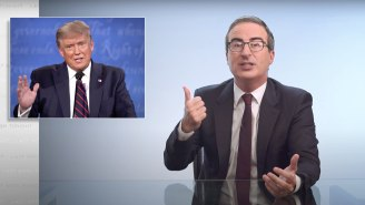 John Oliver Used Trump's Own Words To Make An 'Utterly Infuriating' Point About The Pandemic