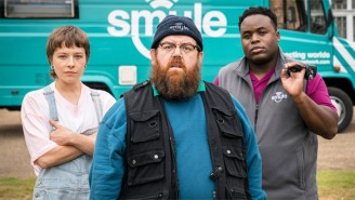 Weekend Preview: Simon Pegg And Nick Frost Reunite For 'Truth Seekers,' And 'The Mandalorian' Rides Again