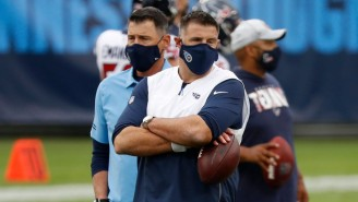 Mike Vrabel Purposefully Taking A 12-Men Penalty Helped The Titans Pull Off A Comeback Win