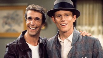 Ron Howard Says That Henry Winkler And Tom Hanks Both Came To Him About Their Feud