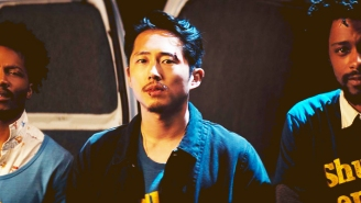 Steven Yeun Has Had The Best Post-'The Walking Dead' Career, And He Deserves It