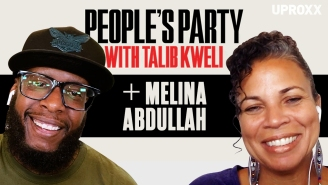 Talib Kweli & Melina Abdullah Talk Black Lives Matter, Defunding Police, And Voting