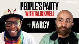 Talib Kweli & Narcy Talk Islam In Hip Hop, 'Hamdulillah', Malcolm X, Wu-Tang