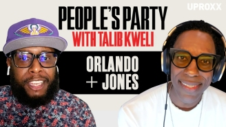 Talib Kweli & Orlando Jones Talk 'American Gods' Firing, MADtv, 7UP, Activism