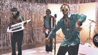 2 Chainz Plays Every Member Of His Own Band In The Funk-Flavored 'Can't Go For That' Video