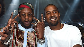 2 Chainz Doesn't Let Kanye West And Lil Wayne's Politics Affect His Relationships With Them