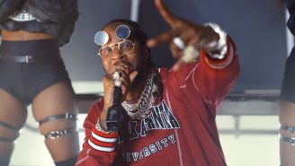 2 Chainz Endorsed Biden-Harris As He Performed 'I'm Different' At Their Atlanta Rally