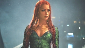 Amber Heard Confirms Her Return To 'Aquaman 2' And Dismisses 'Paid Campaigns' To Have Her Fired