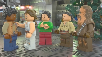 'Lego Star Wars Holiday Special' Is A Lot Of Good Jedi Fun