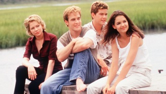 Here's Everything New On Netflix This Week, Including All Of 'Dawson's Creek'