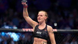 Valentina Shevchenko Defended Her Flyweight Title At UFC 255