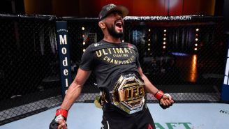 Deiveson Figueiredo Finished Alex Perez In Under Two Minutes At UFC 255