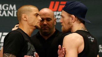 Conor McGregor's Fight With Dustin Poirier Is On, But It Won't Be For A UFC Title