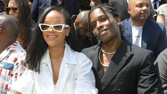 Is It True That Rihanna And ASAP Rocky Are Really Dating?