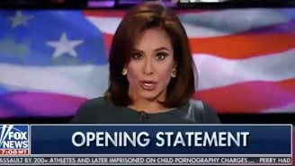 Judge Jeanine Is Peddling Wild Conspiracy Theories, But The Fox Host Blasted Dems As 'Demon Rats' And 'Sore Losers' In A Resurfaced 2016 Clip