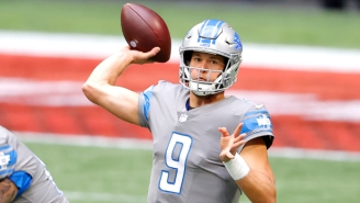 The Lions Have Placed Matthew Stafford On The Reserve/COVID-19 List