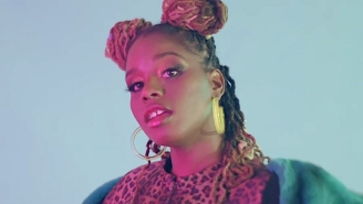 PJ Lets Haters Know She's Here To Stay In Her Vibrant 'I'm Forreal' Video With Lute
