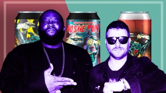 Run The Jewels Is Launching 12 Different IPAs Celebrating 'Cyberpunk 2077'