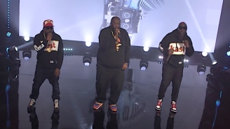 Killer Mike Unites With Big Boi And Sleepy Brown To Pay Tribute To Outkast With 'We The Ones' On 'Fallon'