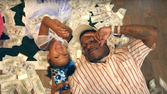 DaBaby's 'More Money More Problems' Video Co-Stars His Adorable Daughter