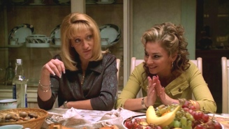 Janice Brings A Narcoleptic Born-Again Christian To Thanksgiving In Sopranos 308: 'He Is Risen'