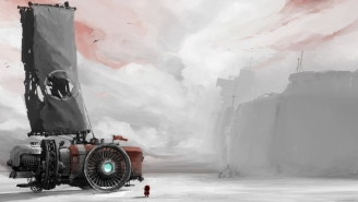 How 'Far: Lone Sails' Makes The Apocalypse Oddly Peaceful