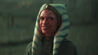 Rosario Dawson Very Quietly Celebrated Ahsoka Tano's 'Mandalorian' Debut On Twitter