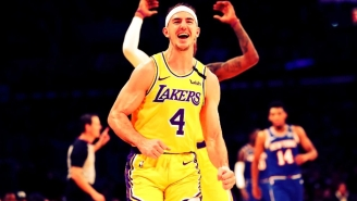 Alex Caruso Explained How Finding His Niche Got Him Out Of G League Limbo