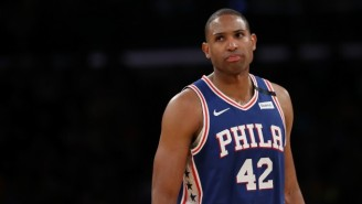 The Sixers Are Reportedly Trading Al Horford To The Thunder For Danny Green