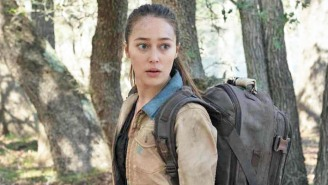 This Week's Disturbing 'Fear The Walking Dead' Episode Resurfaces A Lost Character
