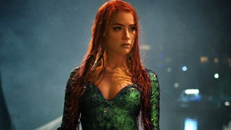 Amber Heard Couldn't Be More Thrilled About Working On 'Justice League' And 'The Stand': 'I F*cking Love Nerds'