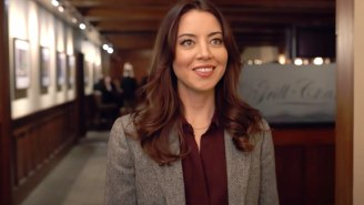 Aubrey Plaza Is Getting A Lot Of Attention For Her Performance In Hulu's 'Happiest Season'