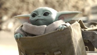 Baby Yoda Will Have A Christmas Day Present For 'The Mandalorian' Fans