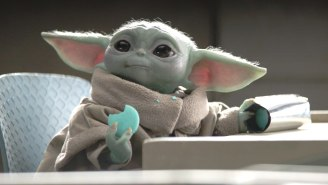 Jon Favreau Suggests A Cheaper Alternative For Kids Who Want To Snack On Blue Macarons Like Baby Yoda