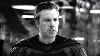 The Snyder Cut Of 'Justice League' Unleashes A Dramatic Black-And-White Trailer Set To 'Hallelujah'