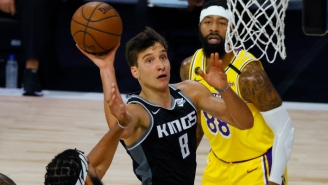 Bogdan Bogdanovic Will Join The Hawks After The Kings Didn't Match His $72 Million Offer Sheet