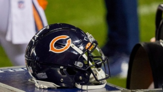 The Bears Announced A Player Tested Positive For COVID-19 And The Status Of Sunday's Game Is 'Unclear'