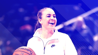 Becky Hammon Was Made To Be Tough