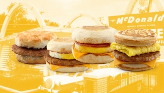 All Of The Breakfast Sandwiches In The McDonald's Lineup, Ranked