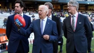 NBC Will Move Clemson-Notre Dame To USA Network During Joe Biden's Victory Speech