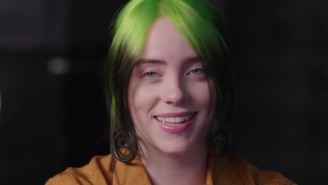Billie Eilish Got A Tattoo She Says People 'Won't Ever See'