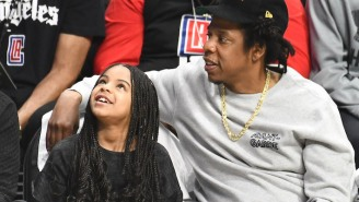 Blue Ivy Narrates The Audiobook Version Of Matthew Cherry's 'Hair Love'