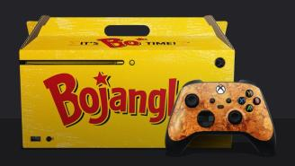 Bojangles Is Giving Away A One Of A Kind Bo Box Themed Xbox Series X
