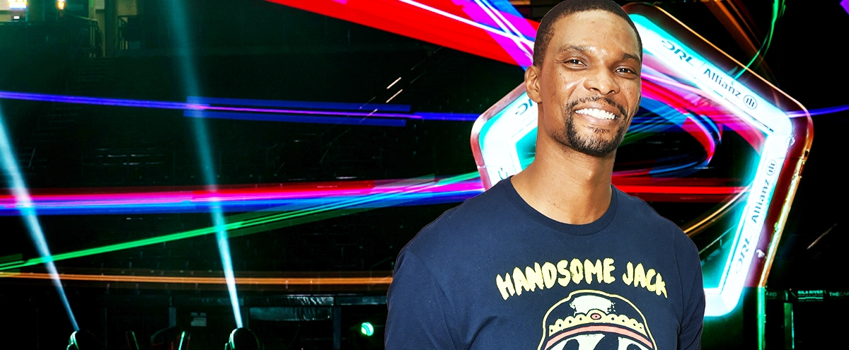 Chris Bosh And The Drone Racing League Are Motivated To Promote Diversity In STEM