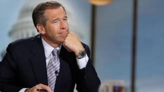 Brian Williams Offered A Biting Response To Geraldo Rivera Saying The COVID-19 Vaccine Should Be Named After Trump