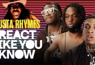 "React Like You Know: Busta Rhymes' ""Put Your Hands Where My Eyes Could See"""